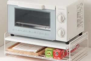 ニトリ・IKEA・無印のトースターラックのおすすめ商品を徹底比較!キッチンを省スペースで整理整頓を
