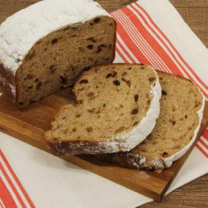 アーモンドプードルと甘酒の食パン