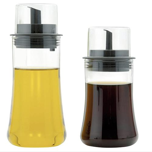 iwaki(イワキ) 耐熱ガラス 調味料入れ オイルボトル