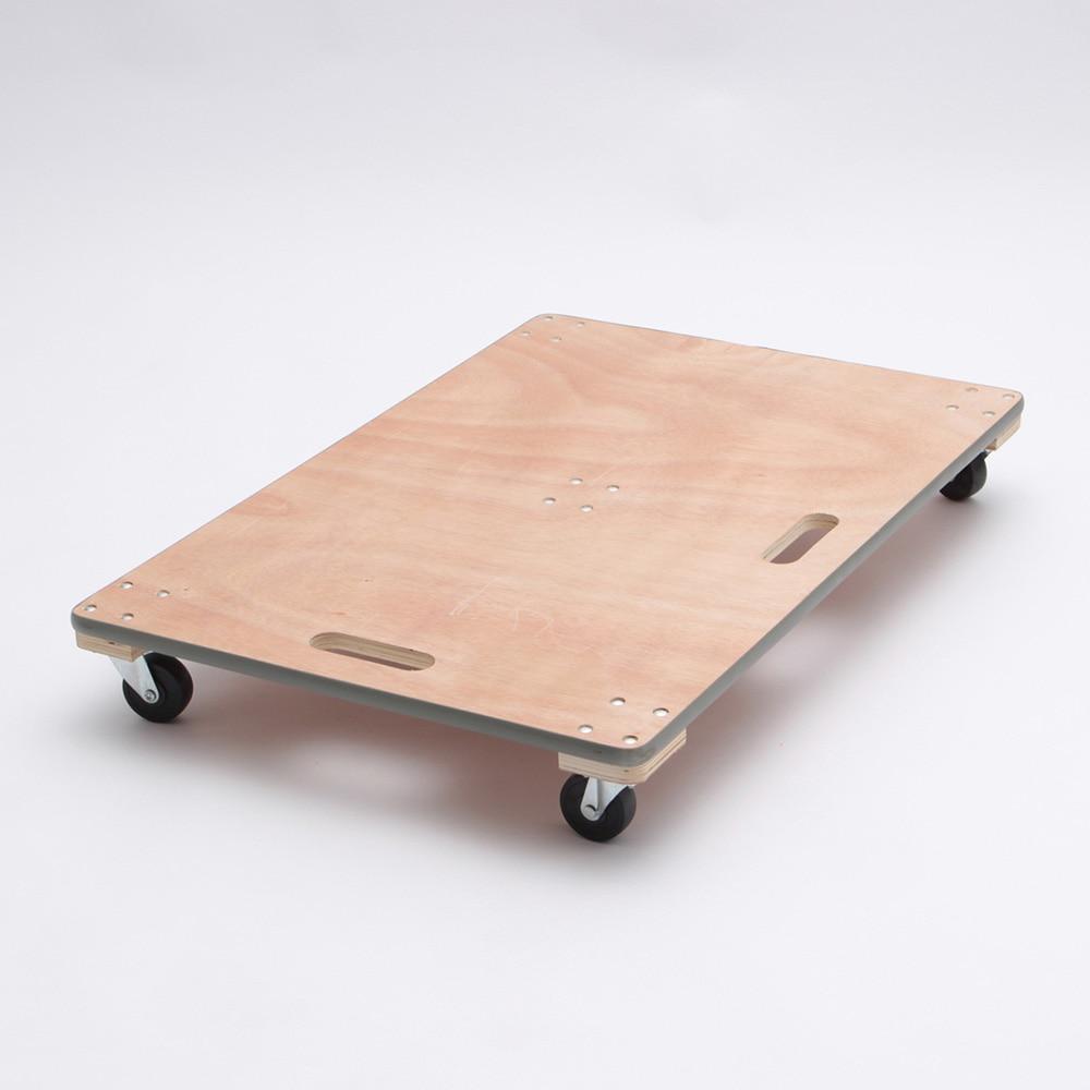 カインズ 木製平台車