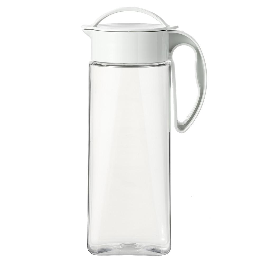 縦にも横にも置ける冷水筒 2.1L