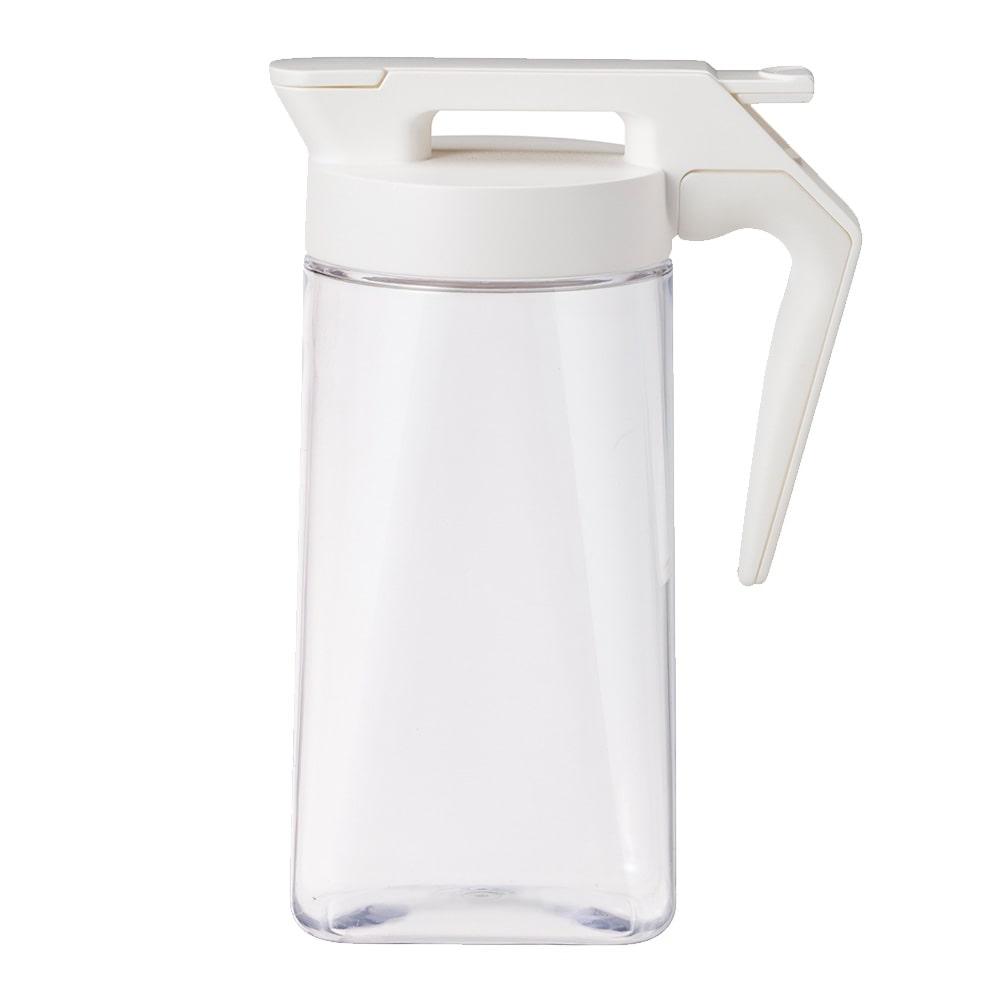 持ちやすいワンプッシュ冷水筒 1.6L