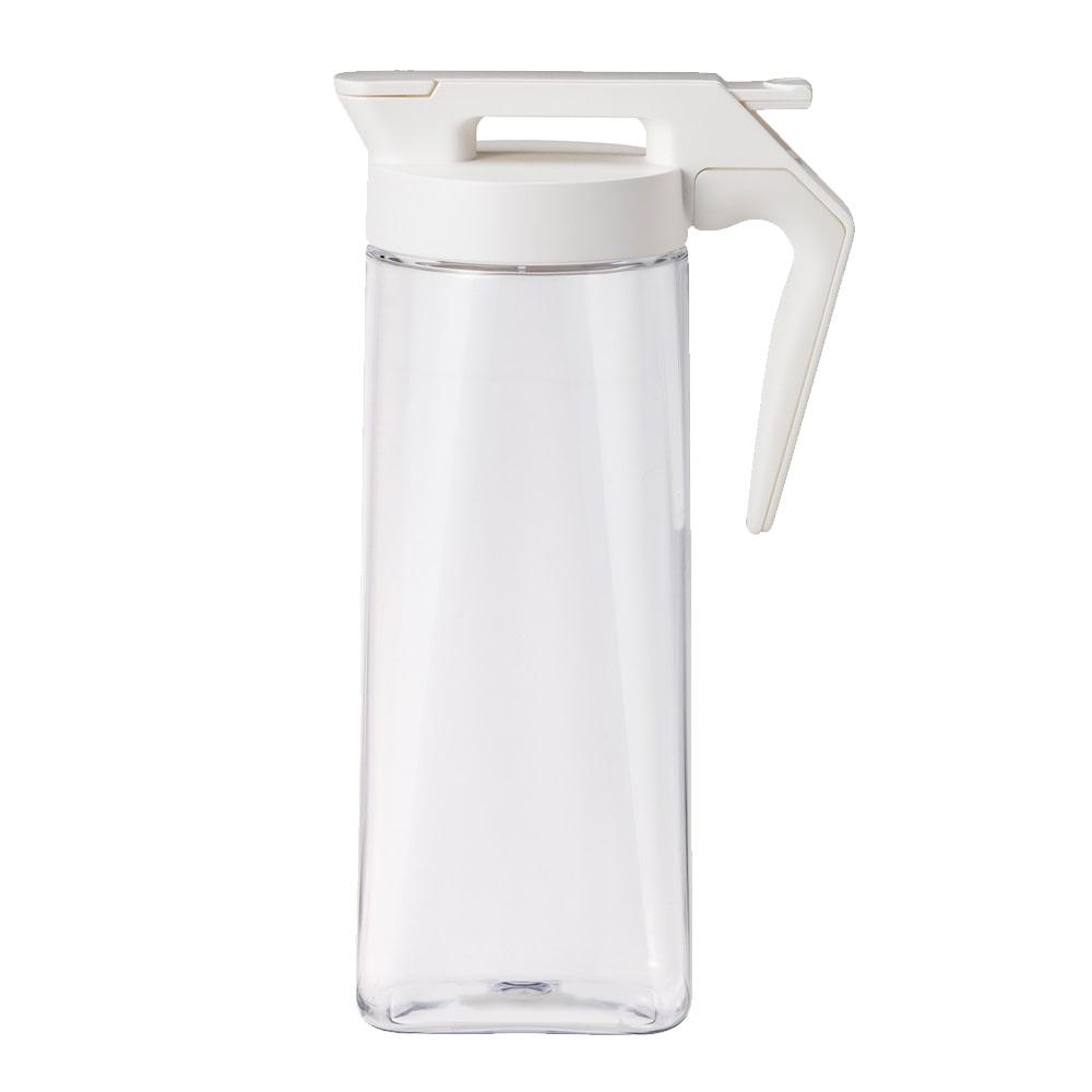 持ちやすいワンプッシュ冷水筒 2.1L