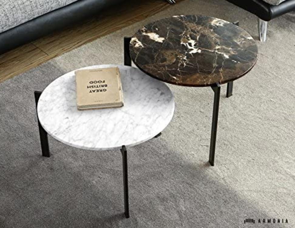 アルモニア セパレートテーブル 大理石タイプ