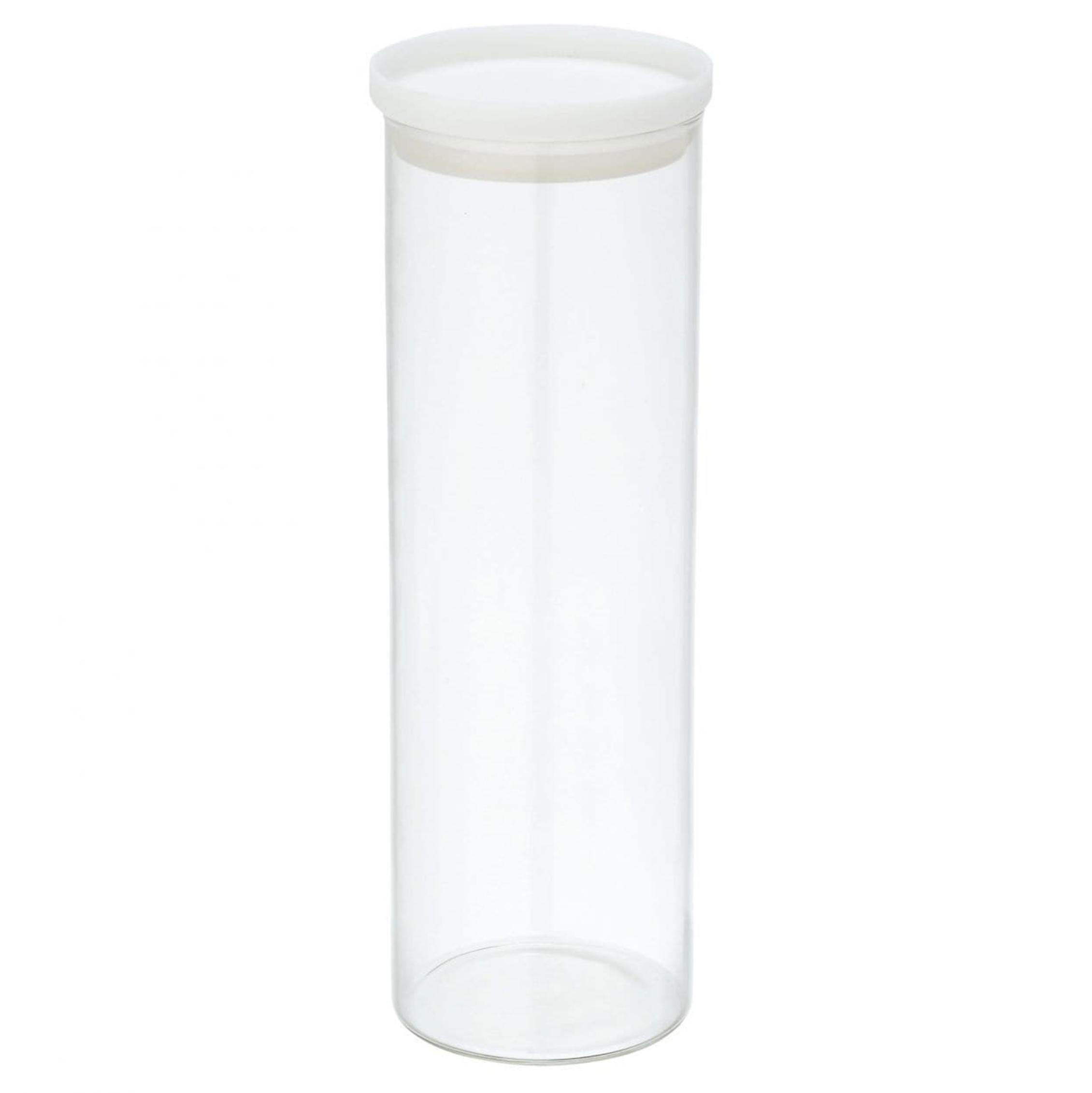 耐熱ガラス丸型保存容器
