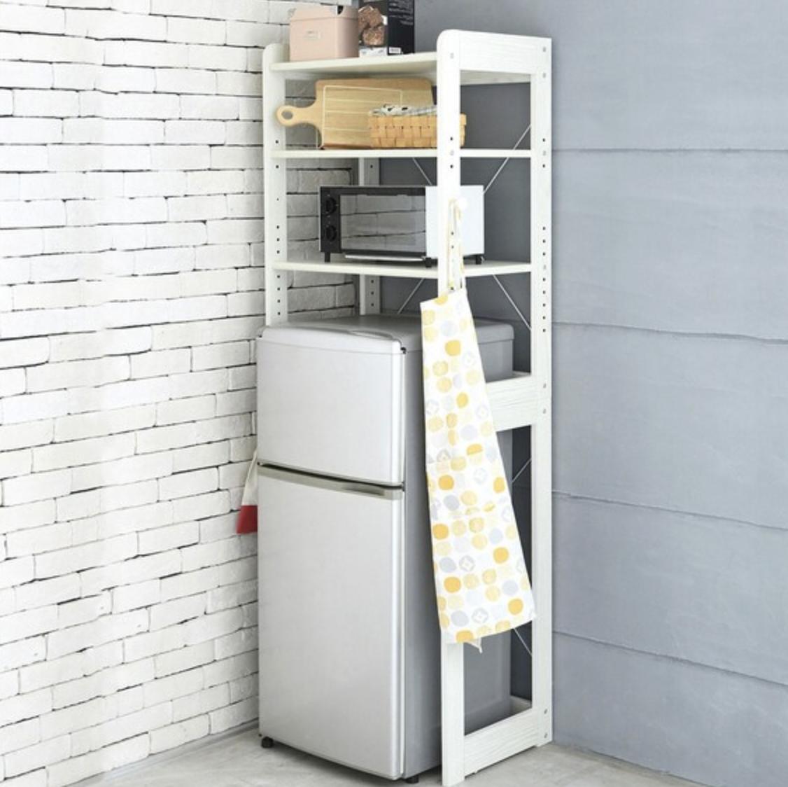 ニトリ 冷蔵庫ラック