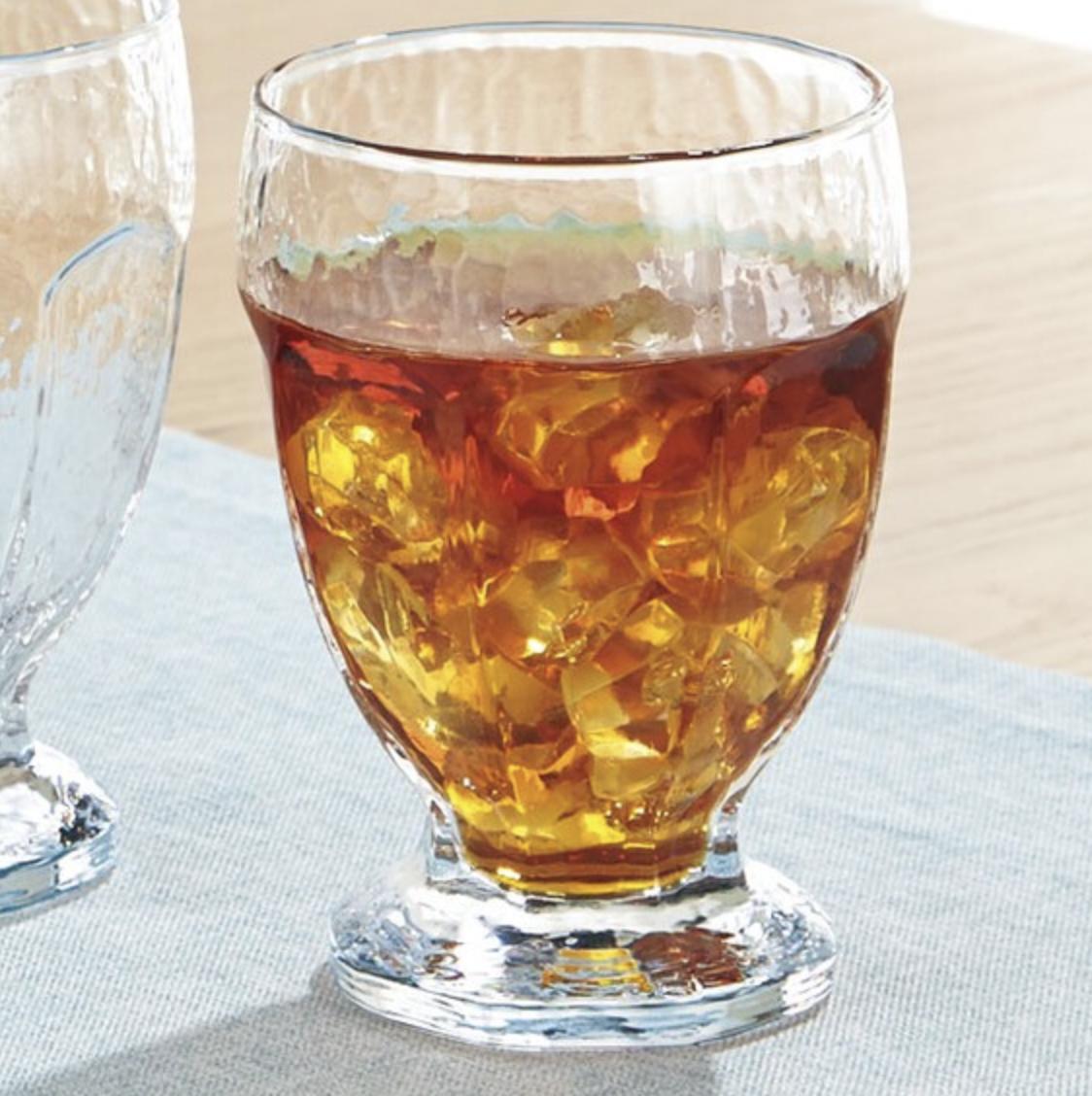 アイスコーヒーグラス(ラフト350ml)