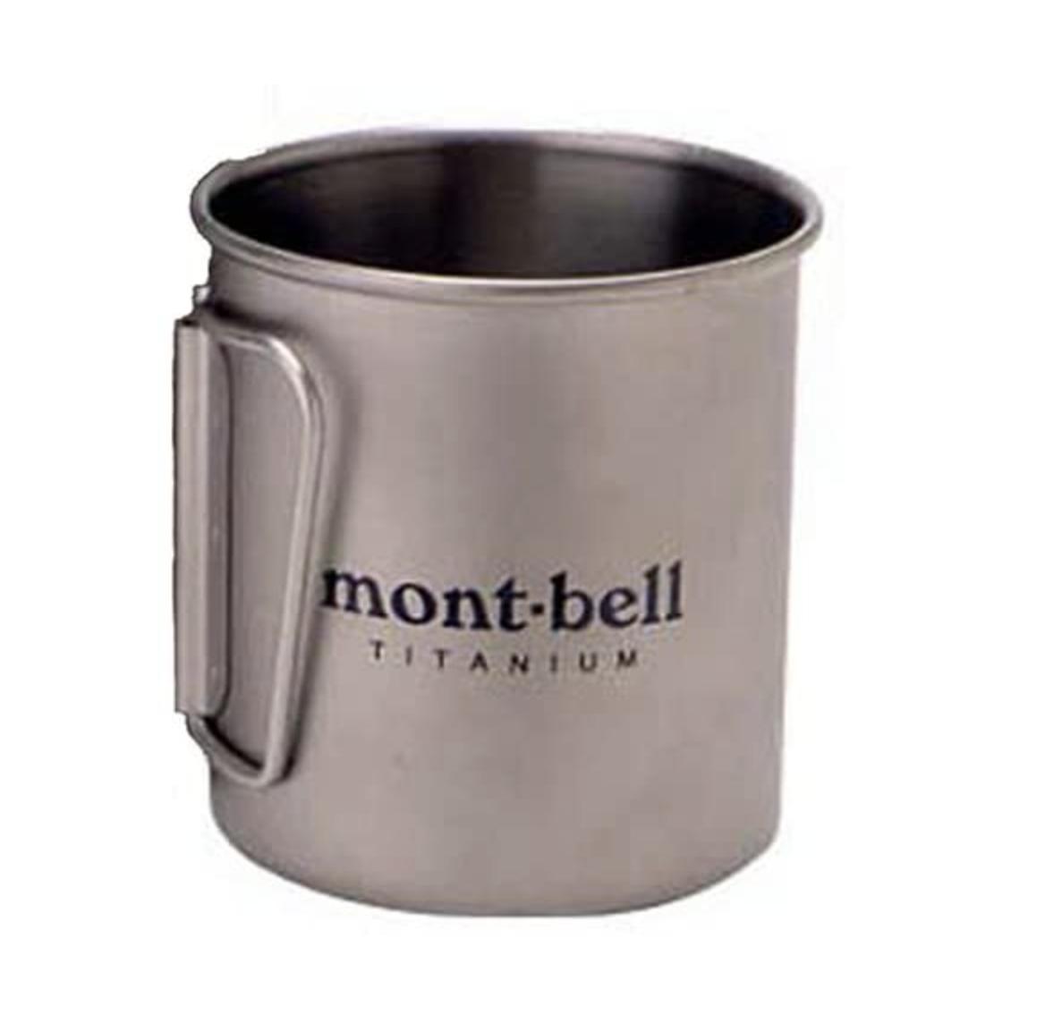 mont-bell(モンベル)チタンカップ450