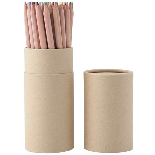 色鉛筆 36色・紙管ケース入り