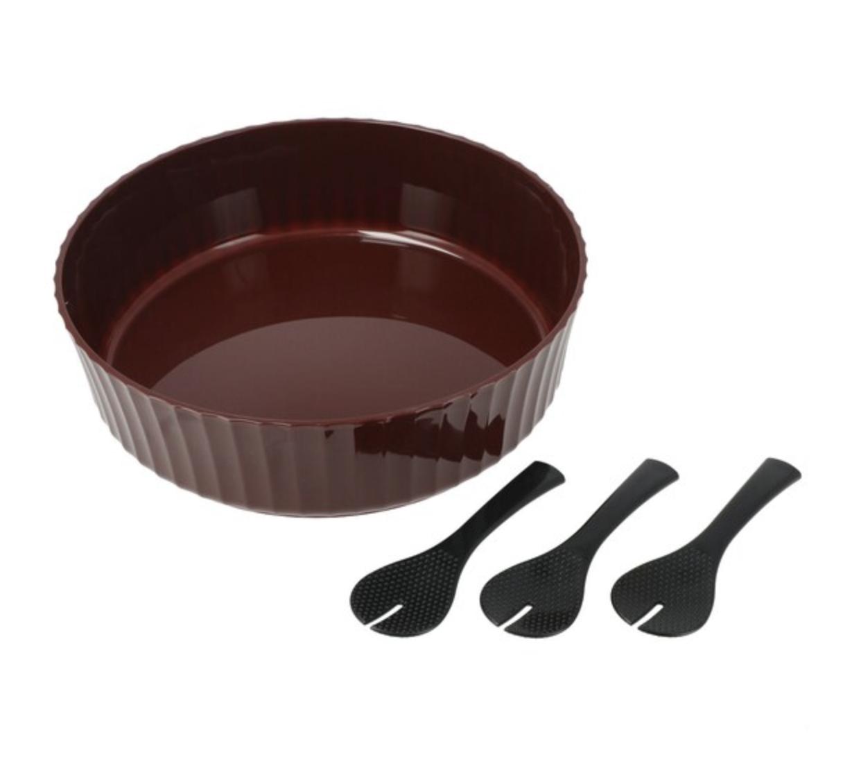 漆器風手巻き・ちらし寿司4点セット