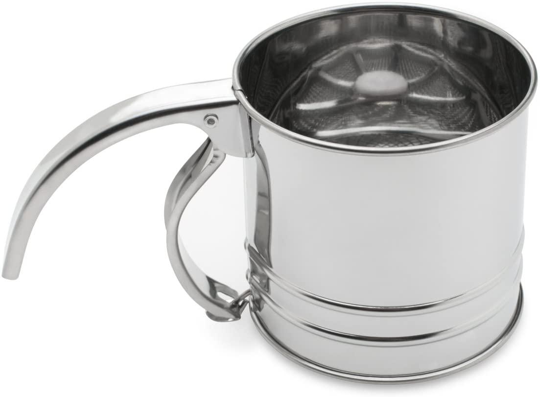 Foxrun 粉ふるい器(フラワーシフター)1cup