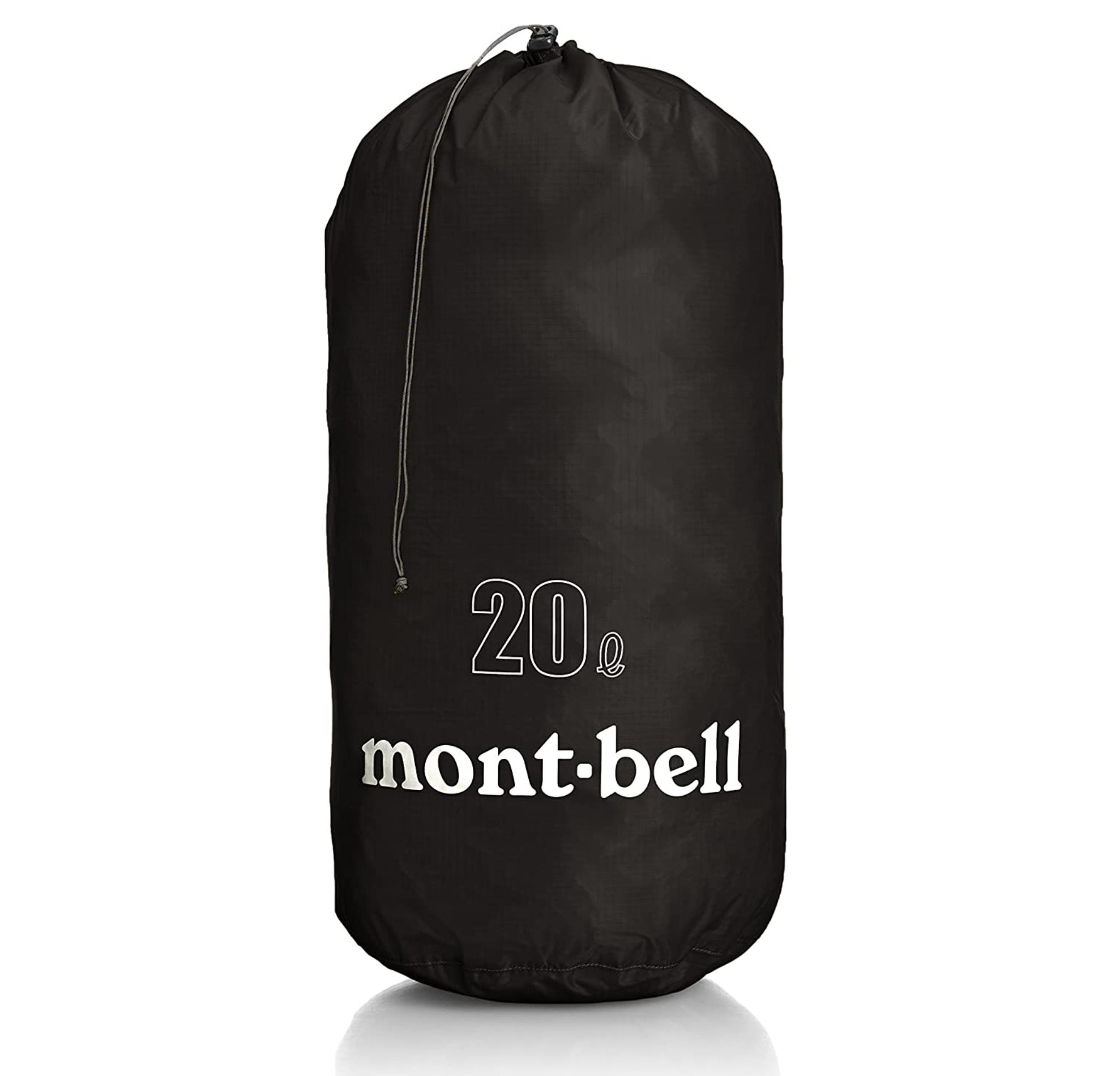 mont-bell(モンベル) ライトスタッフバッグ